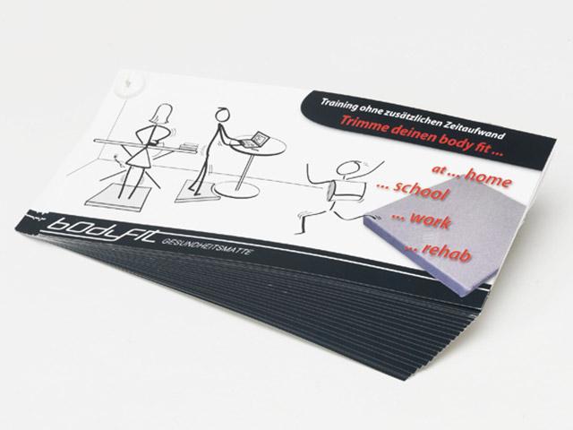 Bley-Stift - Druck Bodyfit