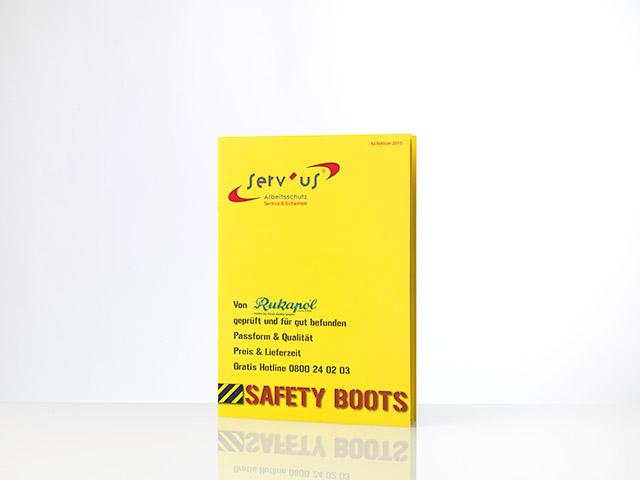 Bley-Stift - Druck Katalog Servus