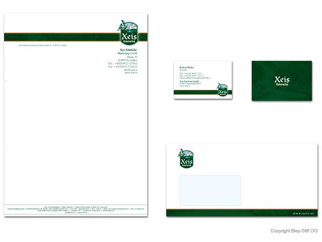 Bley-Stift - Druck Geschäftsdrucksorten