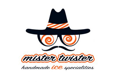 Logo Mr. Twister