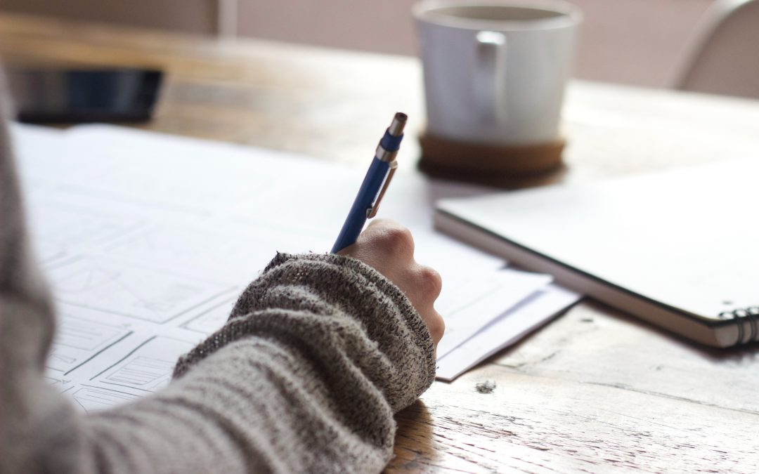 5 Phasen eines Schreibprojektes – Teil 3: Überarbeiten