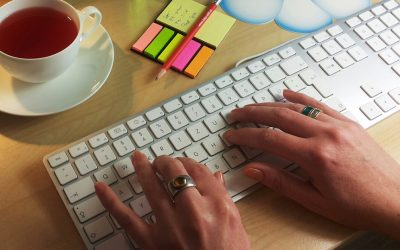 Schreibprojekte: 5 Phasen zum fertigen Text – Teil 2: Schreiben