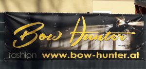 Werbebanner Bow-Hunter