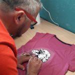 T-Shirt mit Logoaufdruck