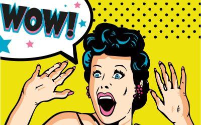 Plakatgestaltung – 5 Bausteine für den Wow!-Effekt